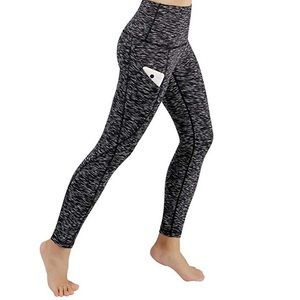 High Waist 2 pocket Yoga Leggings W/ Tummy Control